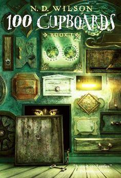 Wilson, Norah-100 Cupboards (100 Cupboards 1)   EBooks