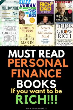 Finance Quotes, Finance Books, Career Quotes, Success Quotes, Best Books To Read, Good Books, Entrepreneur Books, Money Book, Budget Planer