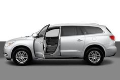 From the #2015 #Buick #Enclave we are getting pretty much the perfect family vehicle that offers many advantages with only few small drawbacks.