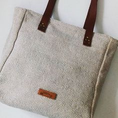Sigo (bags & more) ( Go Bags, Handmade Accessories, Style Fashion, Waiting, Reusable Tote Bags, Etsy Shop, Leather, Cotton, Instagram