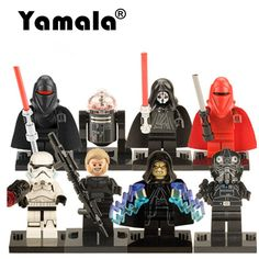 [Yamala]  Star Wars Building Blocks Kids Toys  Kallus Robot Count Dooku Darth Vader Darth Maul Compatible  Legoingly Toys #Affiliate
