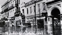 Flagrantes da enchente de 1941 | Almanaque Gaúcho