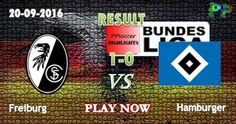 Freiburg 1 - 0 Hamburger SV 20.09.2016 HIGHLIGHTS - Germany Bundesliga…