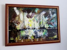 SEASCAPE  Technique: Acrylic & structure on canvas; Size :35 X 50 cm Artwork available. dumitruciocan@yahoo.com www.facebook.com/ciocan.dumitru Acrylic Paintings, Painters, Artwork, Facebook, Canvas, Tela, Work Of Art, Canvases, Burlap