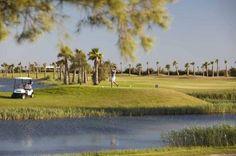 Golf Course Salgados in Algarve, Portugal - From Golf Escapes