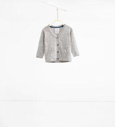 Imagem 1 de Camisola bolsos canguru da Zara