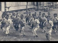 Historical Rare Karate do movie part 2 HD - YouTube