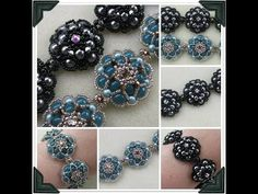 Kelly from Off the Beaded Path, in Forest City, North Carolina shows you how make a bracelet that goes along the previous 2 weeks project. We have materials ...
