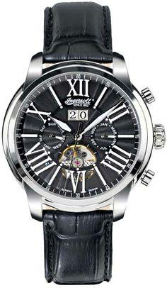 Zegarek męski Ingersoll IN1815BK - sklep internetowy www.zegarek.net