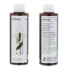 2 X Korres Laurel And Echinacea Shampoo Against Dandruff - 2 Bottles X 250ml/8.45oz each one -- Continue with the details at the image link. #hairhealth