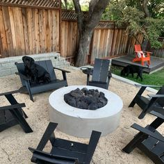 From backyard to balcony, our modern outdoor furniture is made to weather the elements. Find patio furniture from outdoor dining sets to outdoor accessories. Resin Patio Furniture, Backyard Furniture, Modern Outdoor Furniture, Modern Sofa, Fire Pit Backyard, Backyard Patio, Backyard Landscaping, Backyard Ideas, Patio Ideas