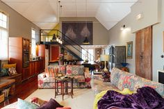 The Most Bohemian Casual Living Rooms of All Time Are in This Country