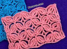 Crochet Stitches Patterns, Stitch Patterns, Vintage Knitting, Baby Knitting, Knit Baby Booties, Knitted Baby Clothes, Stitch 2, Crochet Videos, Knitting Needles