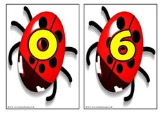 With a prompting title page, here is a set of ladybirds, each with a multiple of 6 (0-96). A must-have printable resource for students learning multiples of 6! Visit our TpT store for more information and for other classroom display resources by clicking on the provided links.