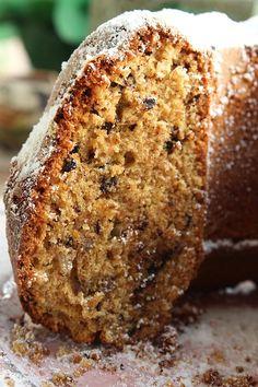 Κέικ ολικής αλέσεως με σοκολάτα πορτοκάλι και καρύδια Greek Cookies, Cake Cookies, Cake Recipes, Dessert Recipes, Greek Sweets, Crazy Cakes, No Cook Desserts, Healthy Sweets, Healthy Food