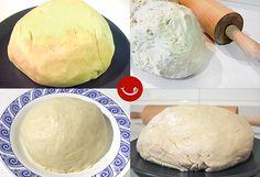 Receta de masas de empanadas gallegas