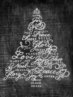 O Christmas tree, O Christmas tree ...
