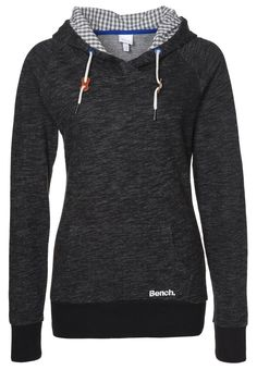 Bench Women/'s Pink Snood Funnel Neck Sweatshirt Large Hoody