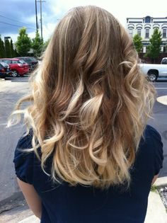marlo does hair | Summer Color Trend : Ombre