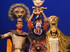 The Lion King | Tickets available for | Minskoff Theater New York, NY | Orpheum Theater San Francisco, CA | Lyceum Theater London, UK | Palace Theater Manchester, UK