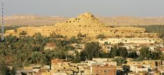 'The Mountain of the Dead': One of Siwa's Archeological Landmarks Ancient Tomb, Roman Era, Main Attraction, Gods And Goddesses, Cairo, Cemetery, Egyptian, Monument Valley, Paris Skyline