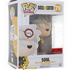 NEED THIS! Not even a big fan of Soul Eater. Just really want this. (I collect Pop figures)