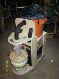 Dust Collection On Pinterest Woodworking Woodworking