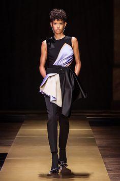 アトリエ ヴェルサーチ(Atelier Versace)2016-17AW HAUTE COUTUREコレクション Gallery5