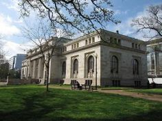25 Washington, DC Buildings That History Buffs Should Visit: Carnegie Library