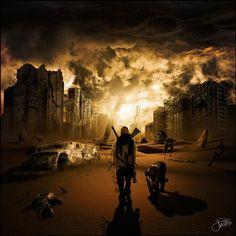 Apocalypse by Baptiste Fallon, via 500px.com