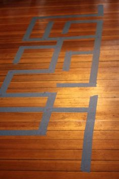 Create the Maze of Letter