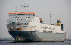 KOOPVAARDIJ: Bestemming Zeebrugge