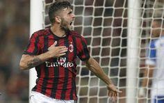 """Cutrone, l'agente: """"Su di lui c'era scetticismo, è una piccola rivincita. Sul rinnovo…"""" #Calciomercato #News #Top_News #Cutrone #Milan"""
