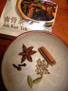 漢方スープ 肉骨茶 バクテ