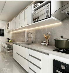 Decor, House, Interior, Kitchen Cabinets, Cabinet, Bathroom Toilets, New Homes, Kitchen, Interior Design