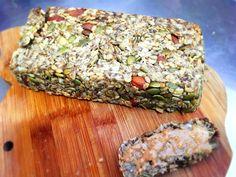 Vegan Seed Bread