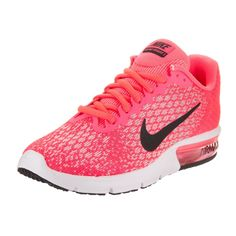 Nike Women's Air Max Sequent 2 Textile Running Shoe