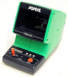 Popeye - Game & Watch Nintendo Tabletop Series