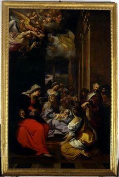 1602. Dopo il viaggio a Roma. Pinacoteca Nazionale di Bologna