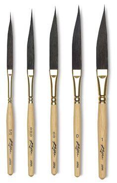 Kafka Design Longliner Brushes - BLICK art materials