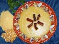 - gastronomia de olhão- xerém com conquilhas