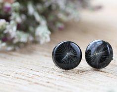 Dandelion Earrings Dandelion Jewelry Boho Jewelry Gifts for