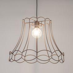 Lámpara colgante FRAME Delux