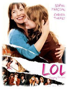 LOL movie - forget the american remake, the french one is BEST!  I love this movie!!!