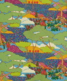 Liberty Art Fabrics Oxford A Tana Lawn Cotton