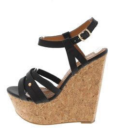PLUM1 BLACK CUTE WEDGES ONLY $10.88. . All womens shoes, heels, wedges, sandals, and flats are $10.88 a pair.