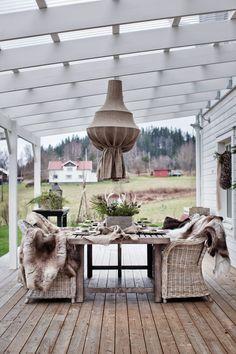 VINTAGE: Adventstid i Bollebygd Sköna Hem
