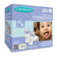 aeb797a0fe Lansinoh Milk Storage Bags Product Review  Most nursing moms will pump at  some point or
