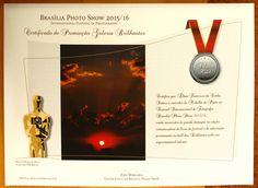 """https://flic.kr/p/FXXw7W   Brasilia Photo Show - Certificado de Premiação   O Festival de Fotografia Brasília Photo Show 2015 reúne 300 fotografias vencedoras, a foto """"O Olho de Deus"""" de minha autoria está entre as premiadas."""