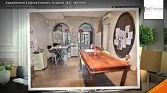 Appartement 3 pièces à vendre, Avignon  (84), 160 000€